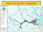 agricultural soil capability22