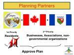 planning partners