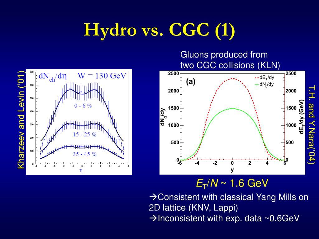 Hydro vs. CGC (1)