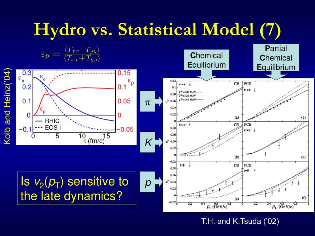 Hydro vs. Statistical Model (7)