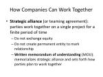 how companies can work together7