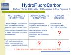 h ydro f luoro c arbon dupont vertrel cca mca hd degreaser c flux remover c