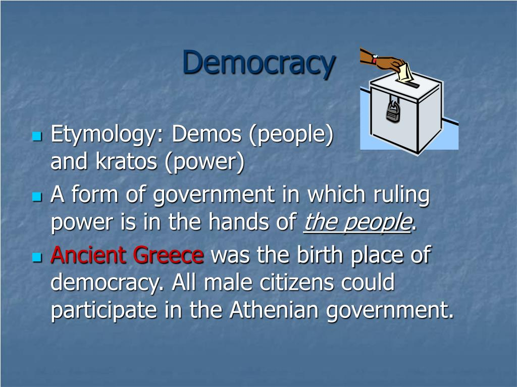 In Praise of Democracy - Analysis of the Value of Democratic Government in the World Today