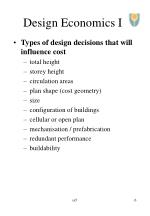 design economics i6