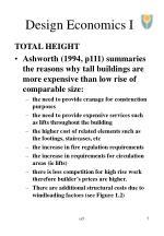 design economics i7