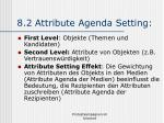 8 2 attribute agenda setting