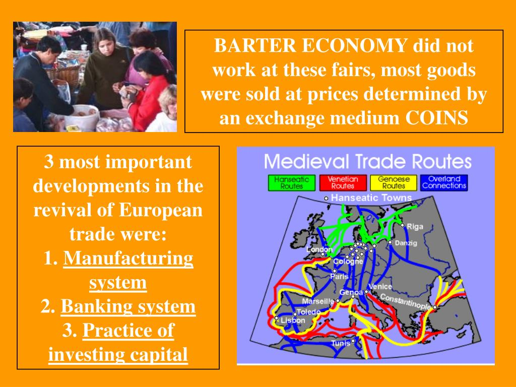 Importance of barter trade system