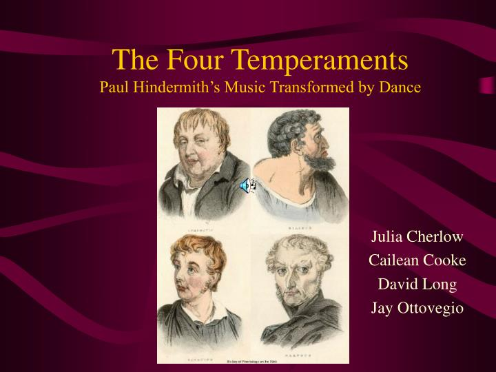 The four temperaments paul hindermith s music transformed by dance l.jpg