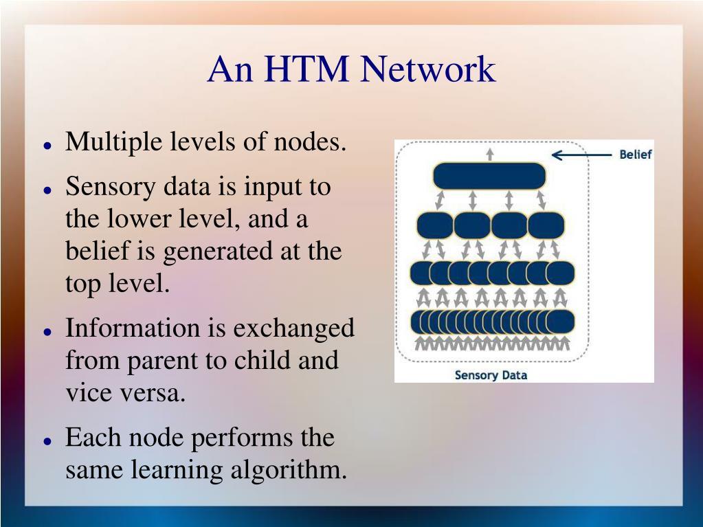 An HTM Network