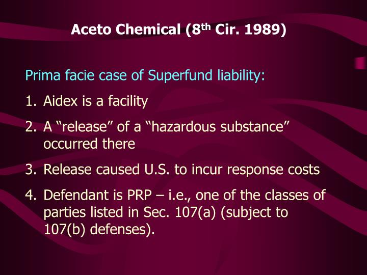Aceto Chemical (8