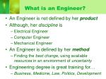 what is an engineer40