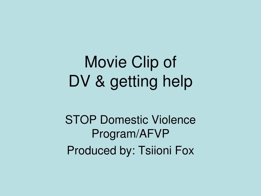 Movie Clip of