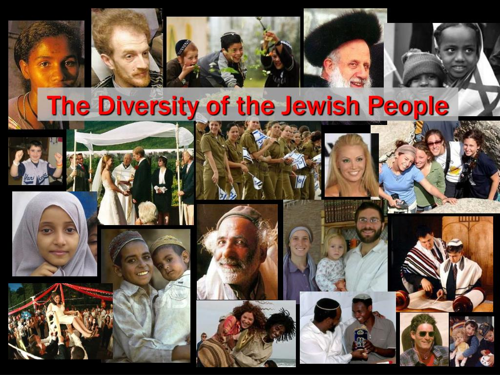 The Diversity of the Jewish People