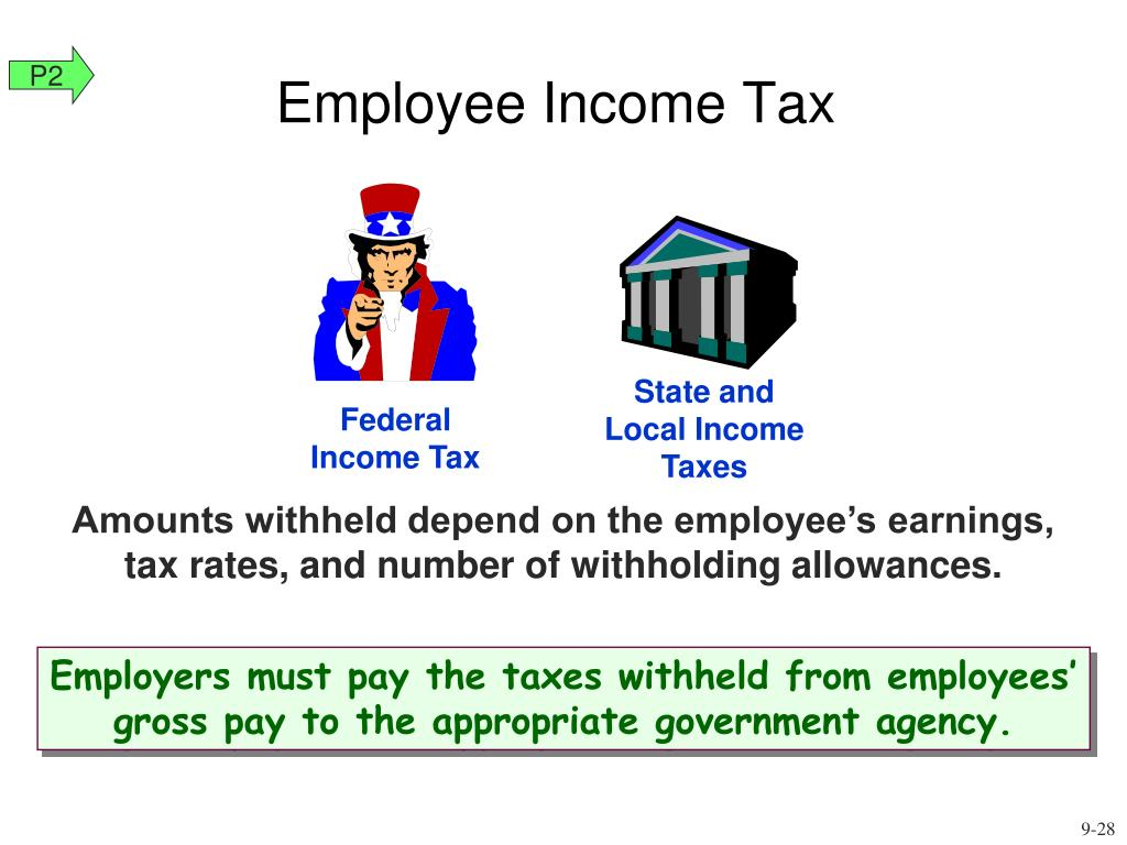 Employee Income Tax