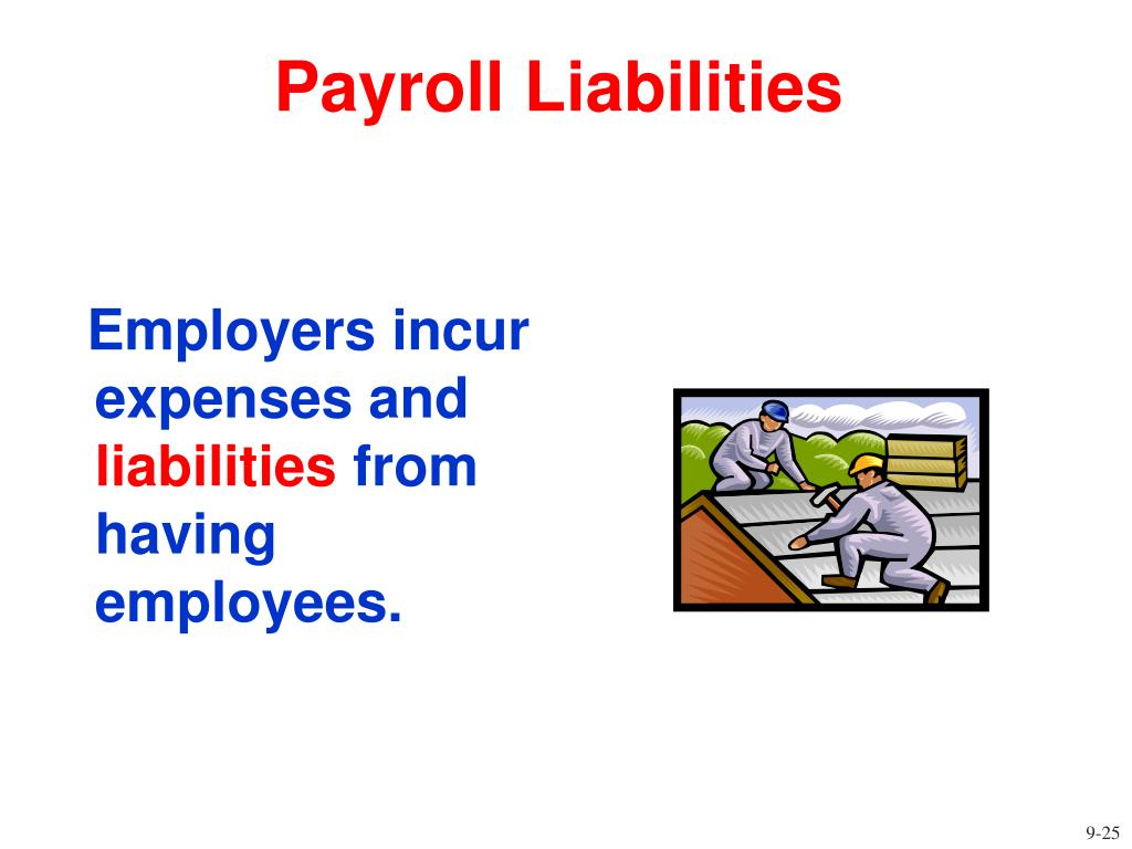 Payroll Liabilities