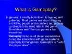 what is gameplay2