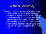 what is gameplay3