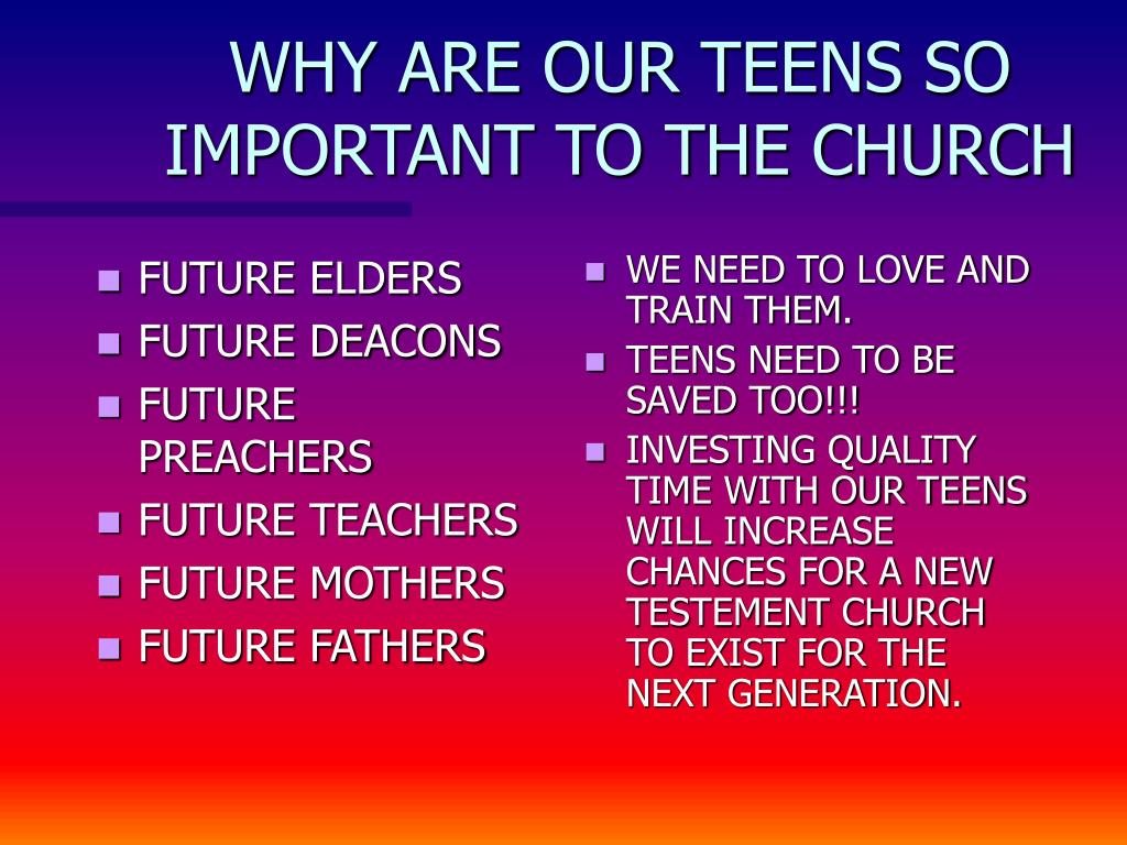 FUTURE ELDERS