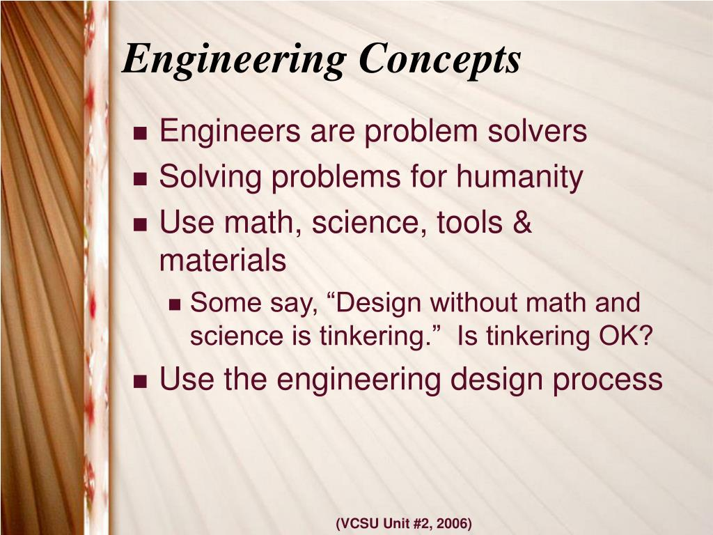 Engineering Concepts