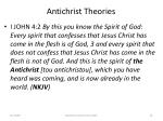 antichrist theories56