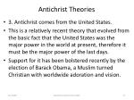 antichrist theories77