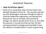 antichrist theories86