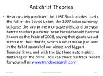 antichrist theories90