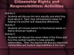 citizenship rights and responsibilities activities32