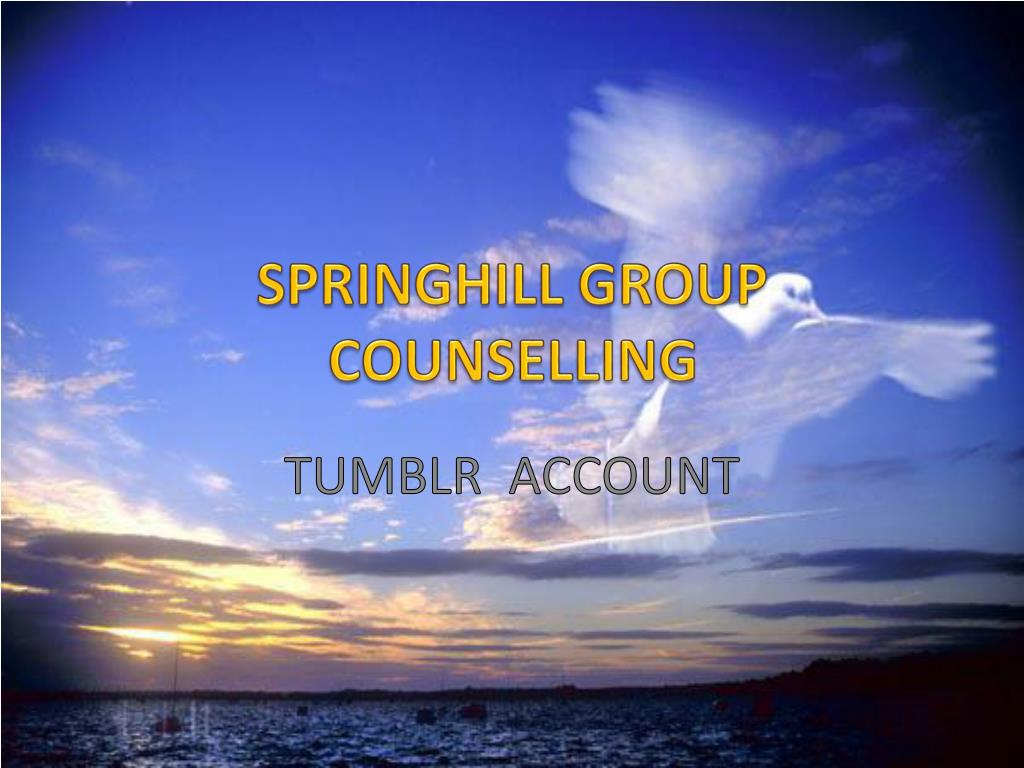 springhill group counselling