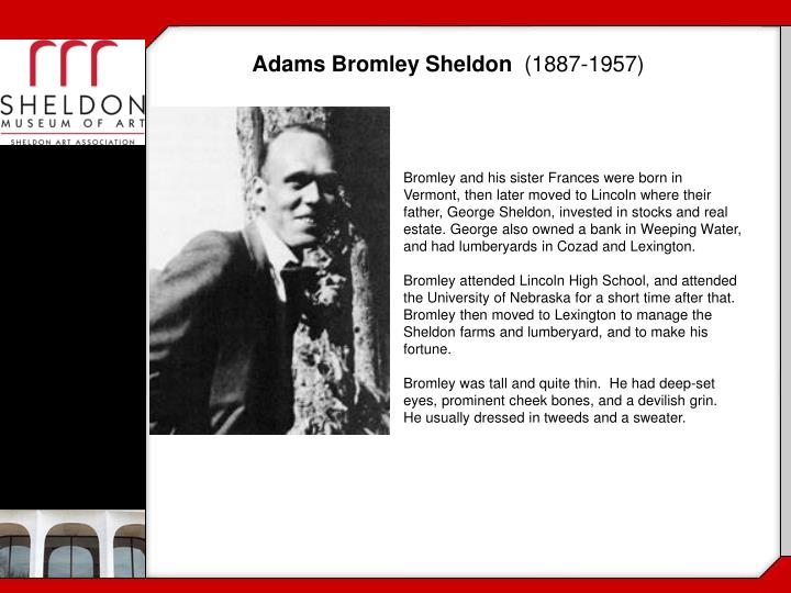 Adams Bromley Sheldon
