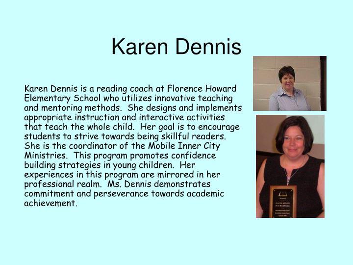 Karen Dennis