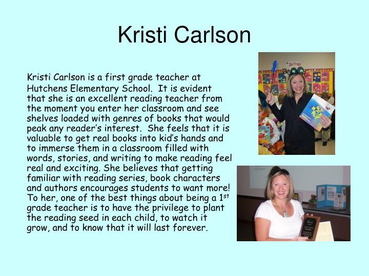 Kristi Carlson