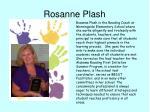 rosanne plash