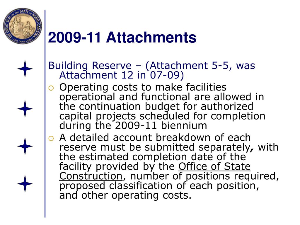 2009-11 Attachments