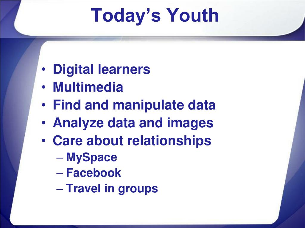Today's Youth