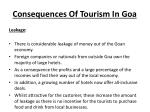 consequences of tourism in goa8