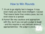 how to win rounds37