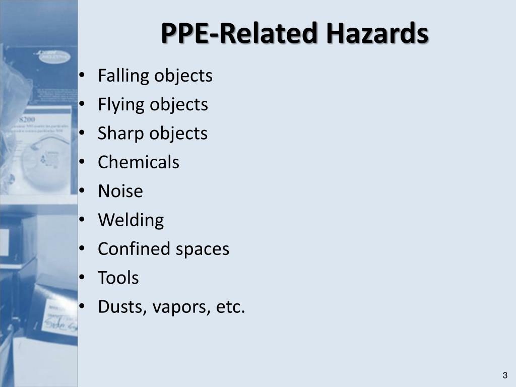 PPE-Related Hazards