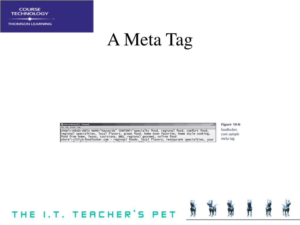 A Meta Tag