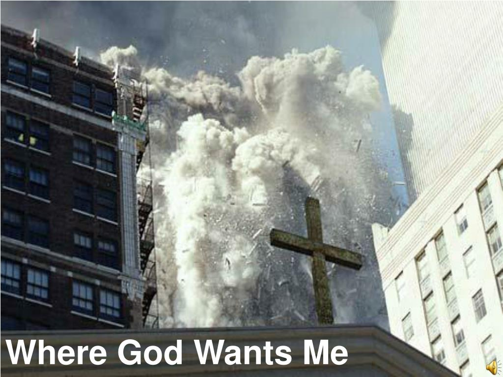 where god wants me