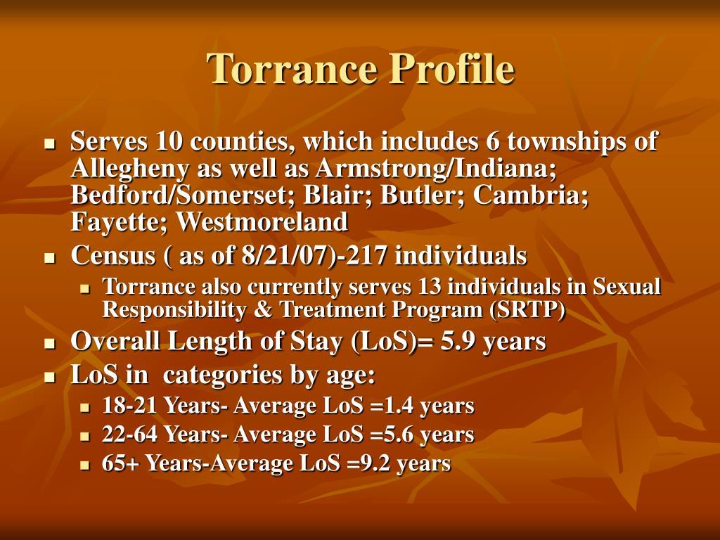 Torrance Profile