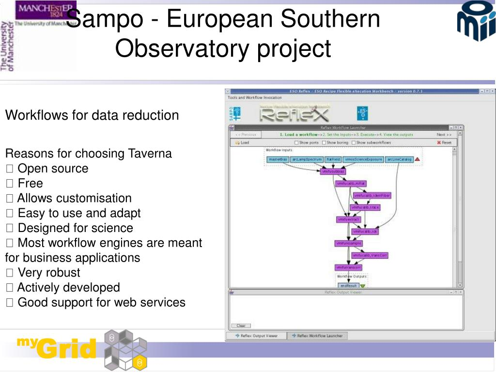 Sampo - European Southern Observatory project