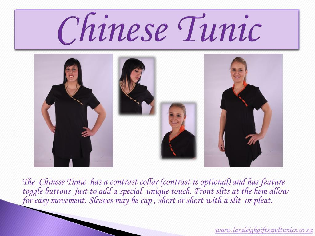 Chinese Tunic