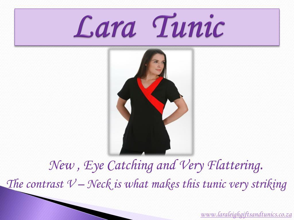 Lara  Tunic