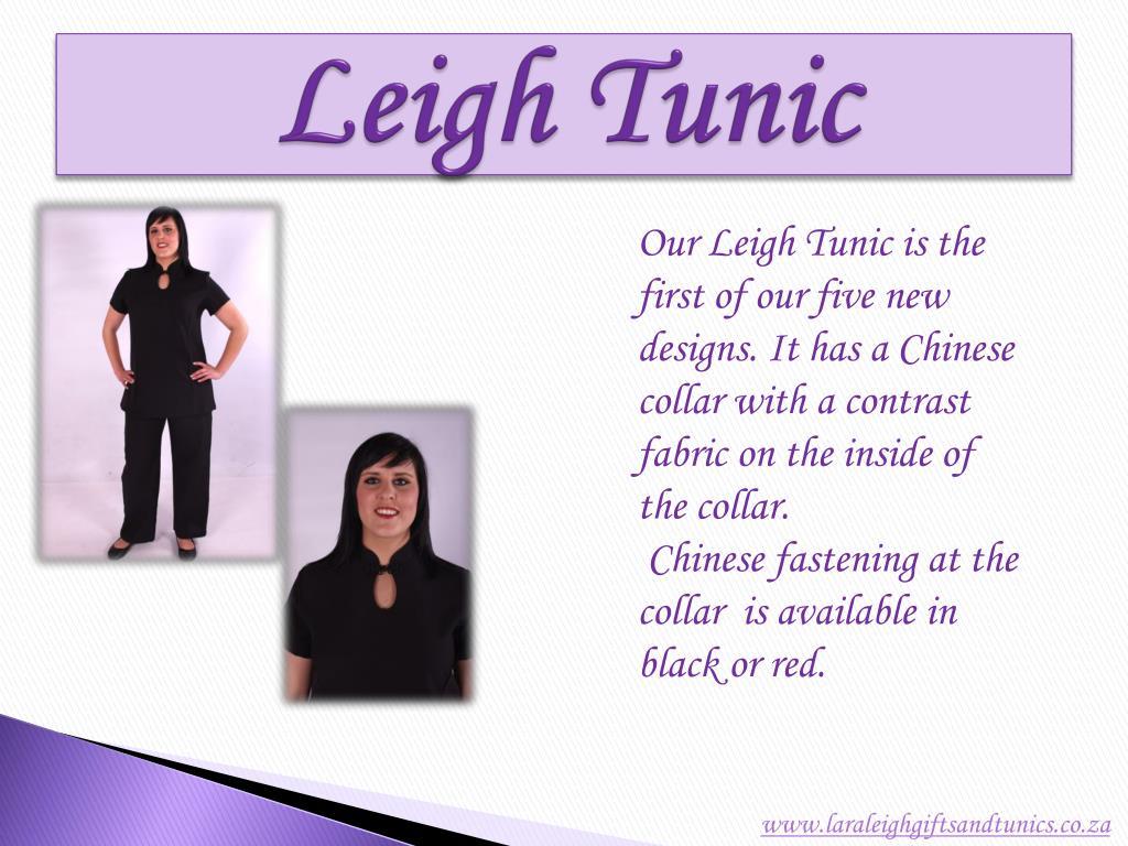 Leigh Tunic