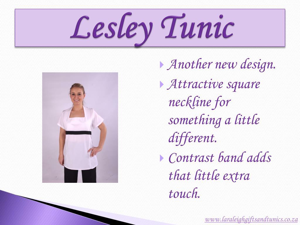 Lesley Tunic