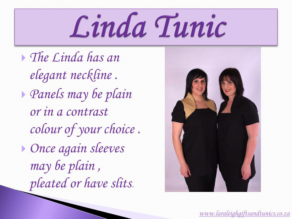 Linda Tunic
