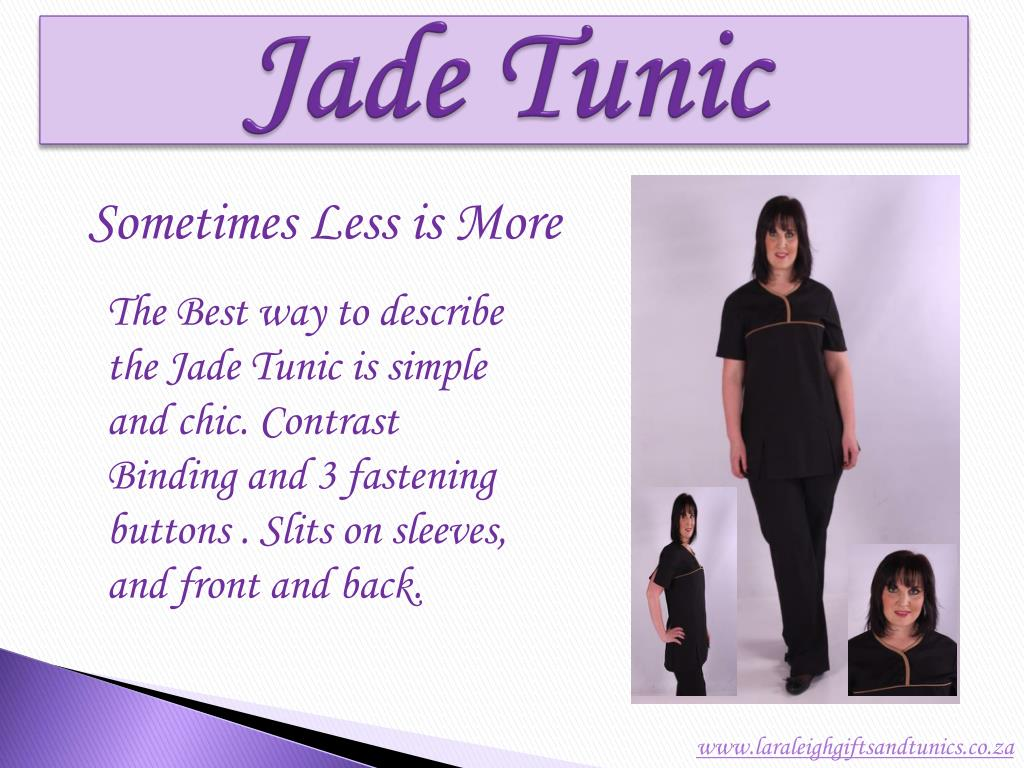 Jade Tunic