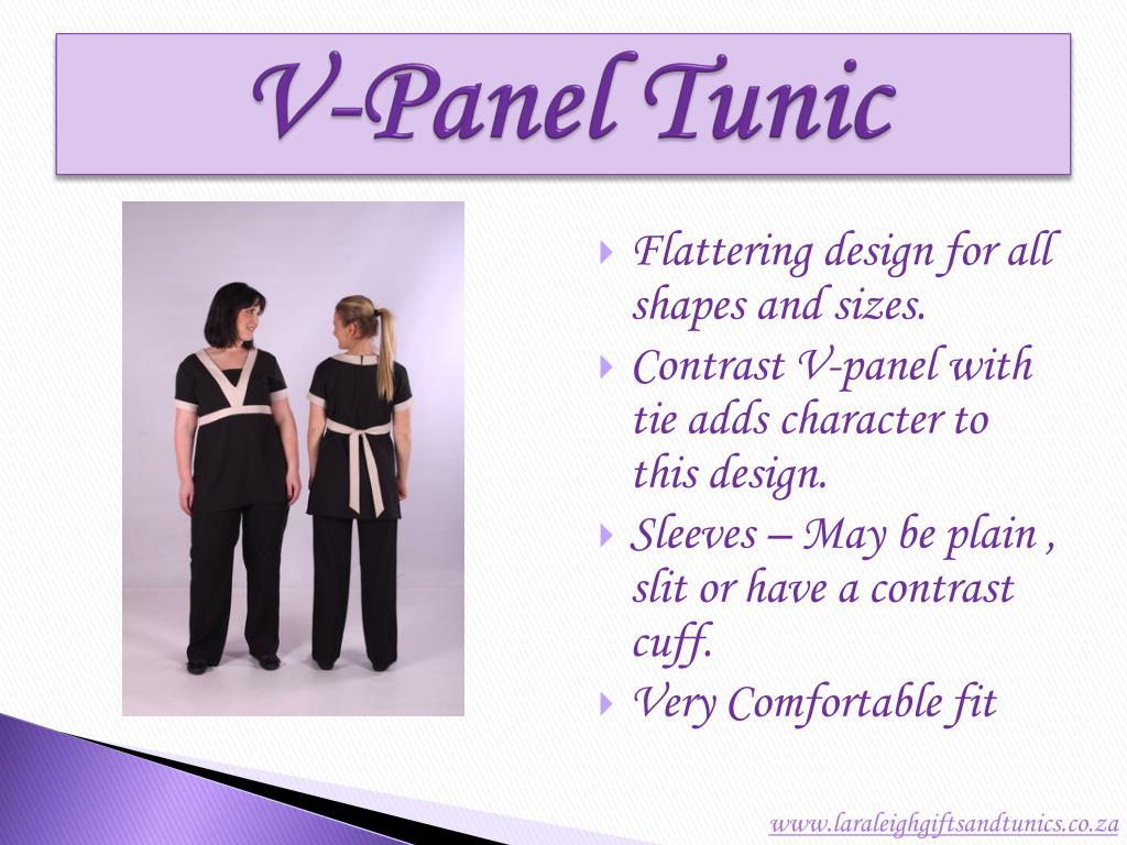 V-Panel Tunic