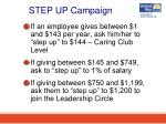 step up campaign31